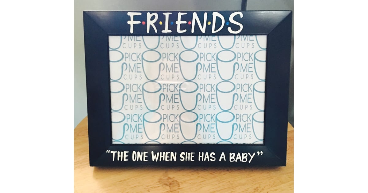 Awesome Picture Frame From Friends Tv Show Image - Framed Art Ideas ...