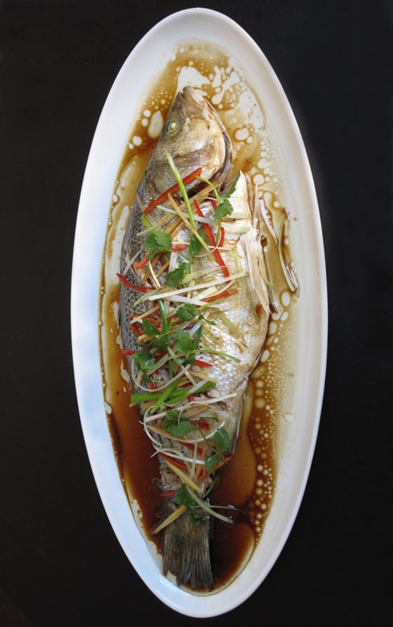 Steamed Fish | The Healthier Way to Eat Chinese Takeaway