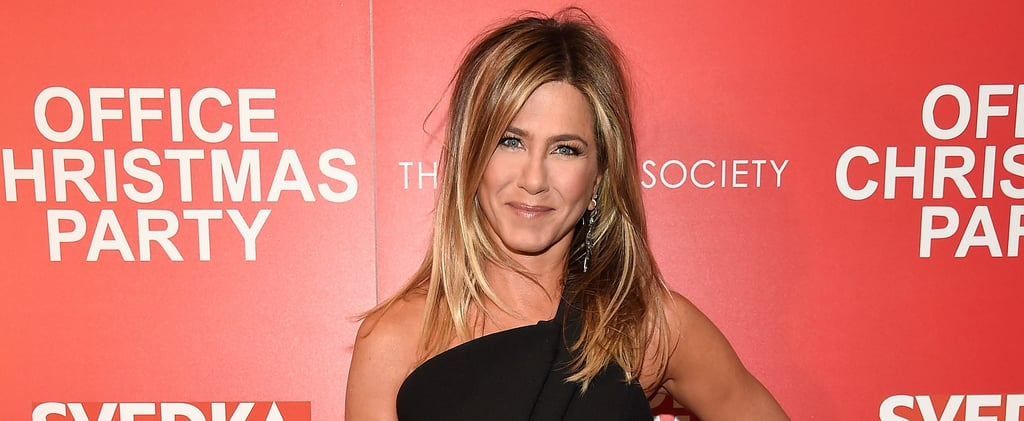 You Won't Be Able to Get Over How Gorgeous Jennifer Aniston Looks on the Red Carpet