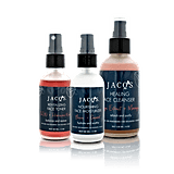 Jacq's Organics 3-Piece Plant Based Face Kit