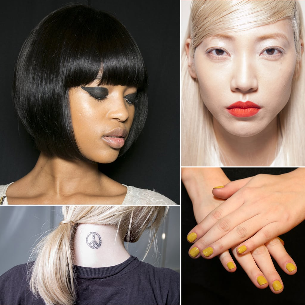 The 12 Essential Beauty Trends For Fall 2013