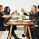 """""""For the last five years, my high school friends and I have been celebrating an early Christmas together. We get catered food, sip on mulled wine, and reminisce. It's always fun to get everyone together in the same room now that some of us live across the country or with significant others."""" — Amanda McKelvey, social media strategist"""