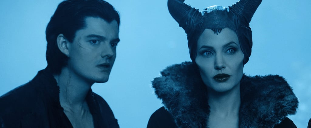 Sam Riley Interview For Maleficent | POPSUGAR Entertainment