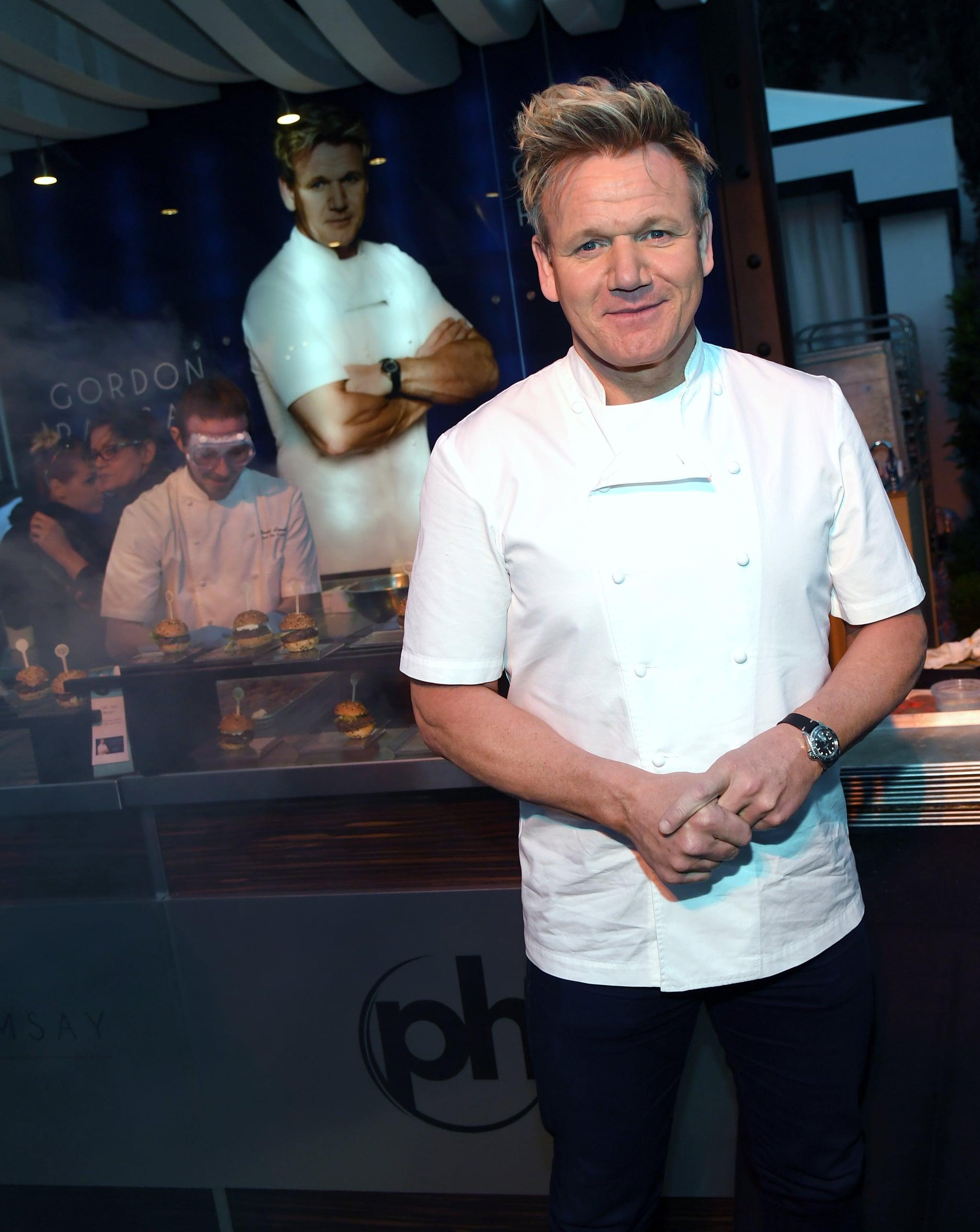 On Ramsay Hell's Kitchen Restaurant | Gordon Ramsay Hell S Kitchen Restaurant Popsugar Food