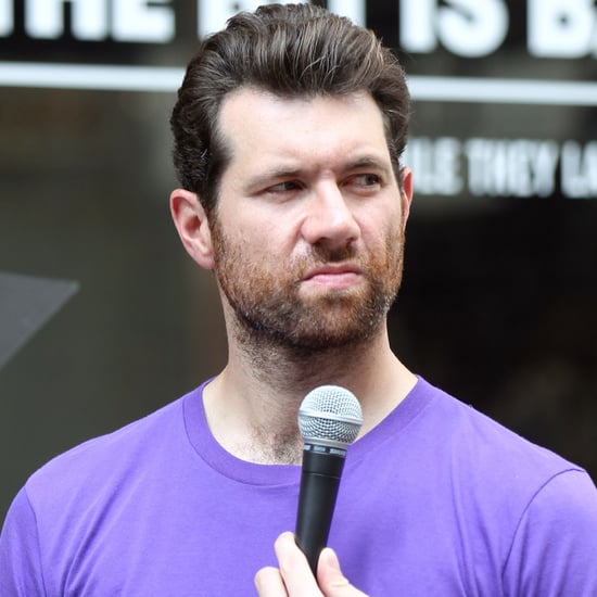 Billy Eichner Talking About Jacob Tremblay Nov. 2016