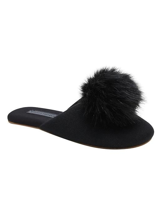 Pom Pom Indoor Slipper