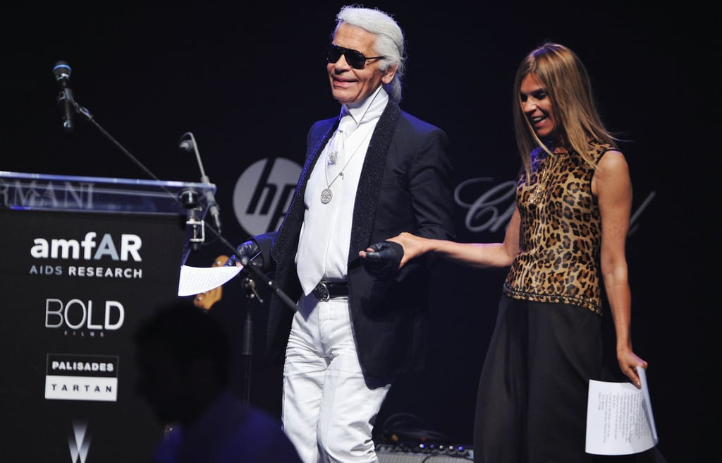 Carine Roitfeld to Style the Fall Winter Chanel Campaign for Karl Lagerfeld, shooting Erica Beha Erichsen
