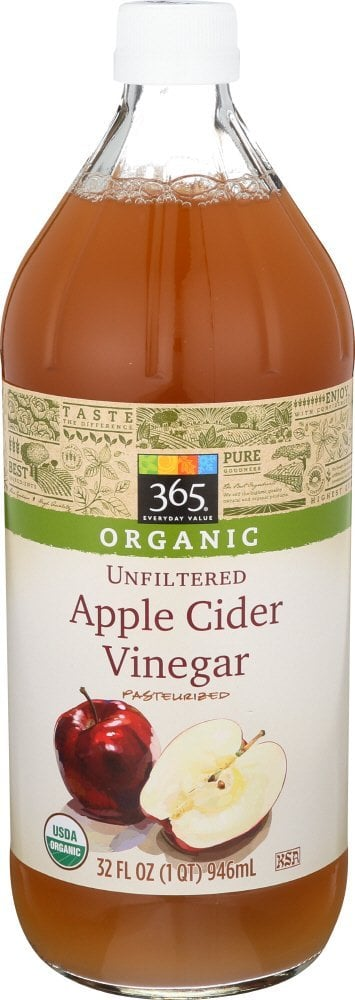 Organic Unfiltered Apple Cider Vinegar