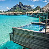 Overwater Bungalow Suite With Plunge Pool