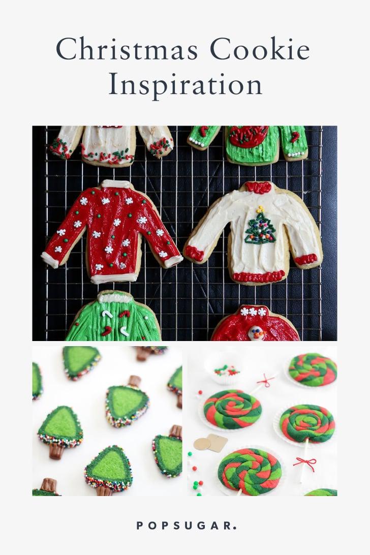 Christmas Cookie Inspiration Popsugar Food