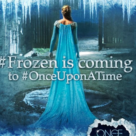 Elsa From Frozen Teased in Once Upon a Time Finale