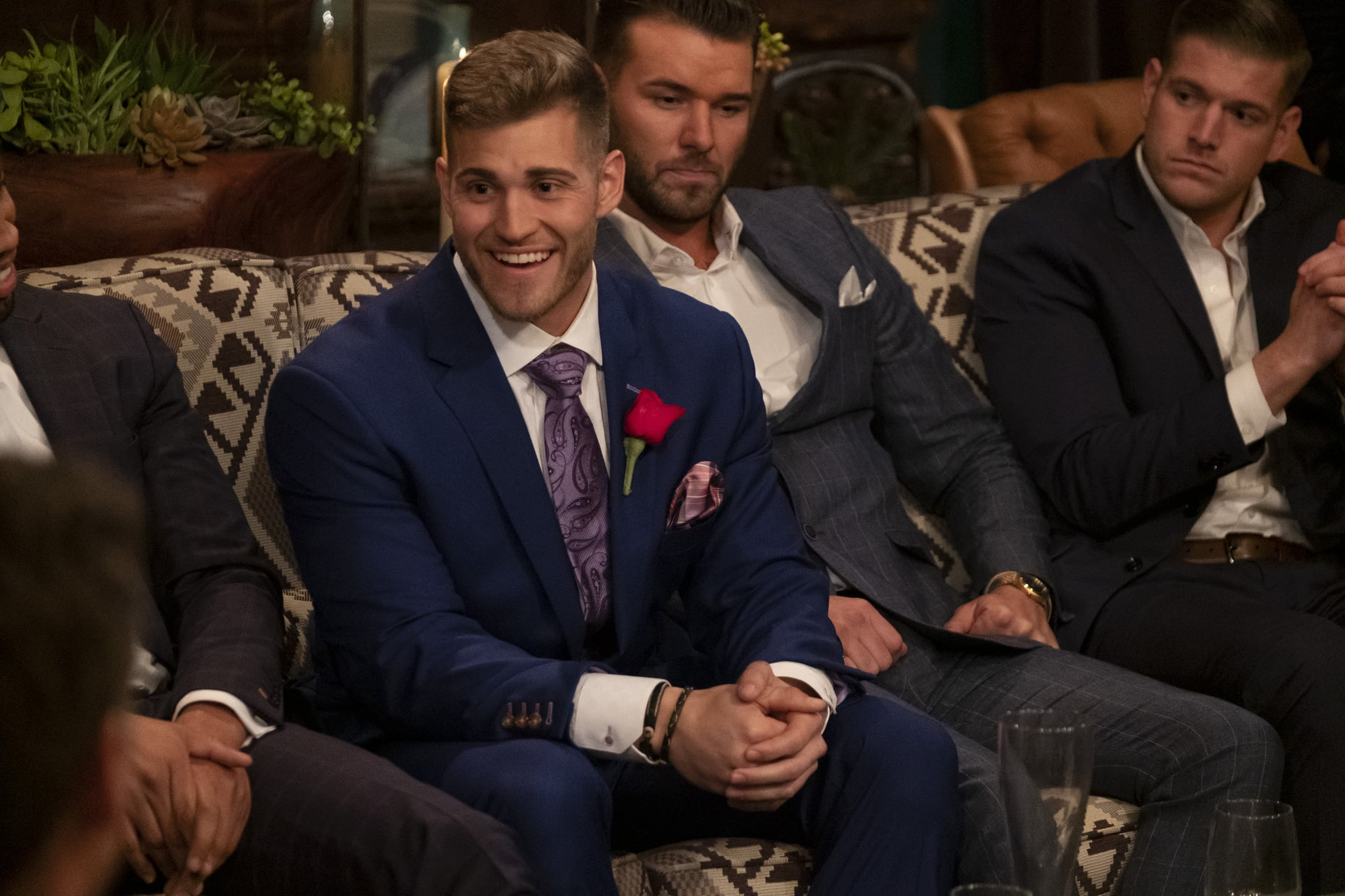 The Bachelorette: Luke's Storyline Keeps the Drama Going, but His Behavior Is Extremely Toxic