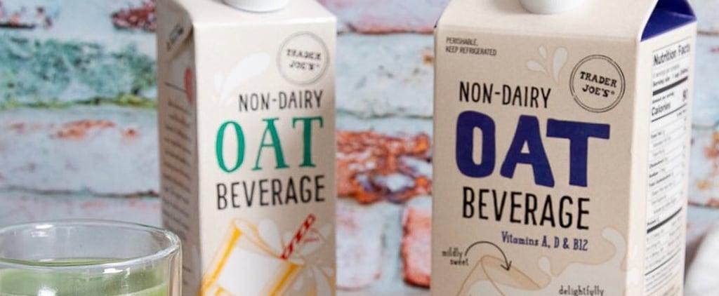 Does Trader Joe's Sell Oat Milk?