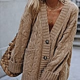 Sidefeel Cardigan Sweater
