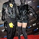 2009 — Crow