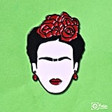 Frida Kahlo Cejas Pin