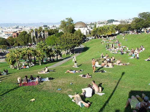 Come Party With Me: Dolores Park Picnic —The Look