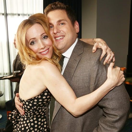 Celebrities Hugging at the MTV Movie Awards 2014