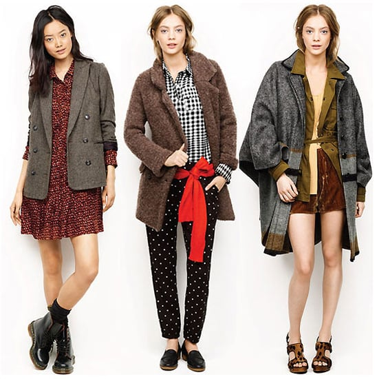 Our Winter Fashion Inspiraton: Madewell's A/W Look Book Shows Us What To Wear