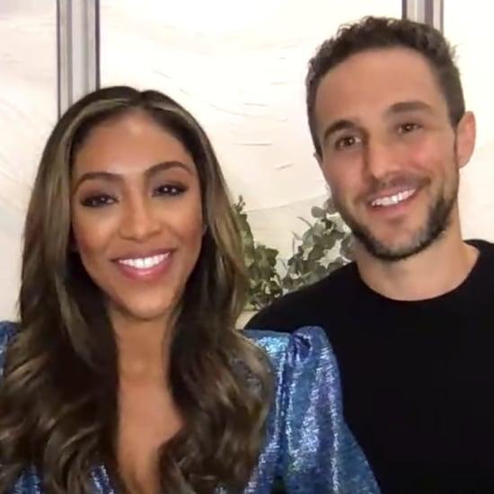 Watch The Bachelorette's Tayshia and Zac's GMA Interview
