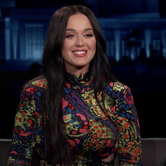 Katy Perry Talks About Motherhood on Jimmy Kimmel | Video