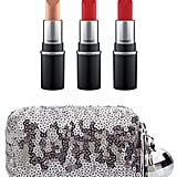 MAC Snow Ball Mini Lipstick Kit in Warm