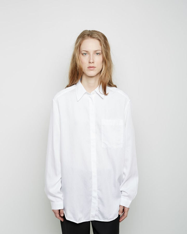 Acne Addle Fluid Shirt ($290)
