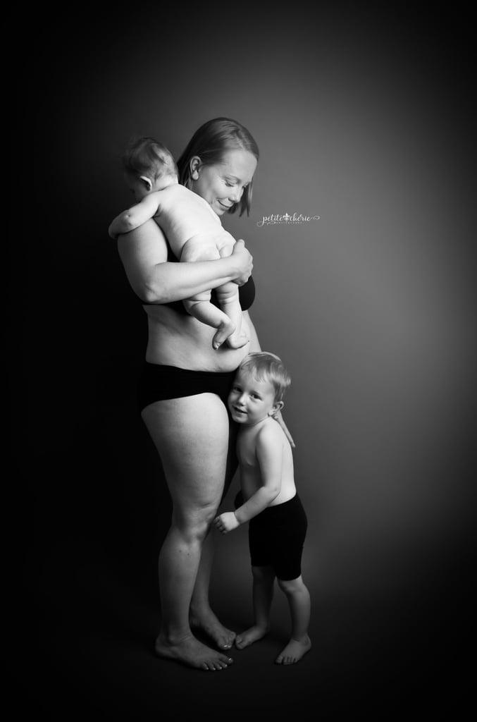 Postpartum Bodies Photo Series