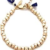 Shashi Nugget Clasp Bracelet ($36)