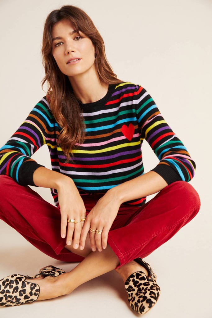The Best and Cutest Sweaters From Anthropologie