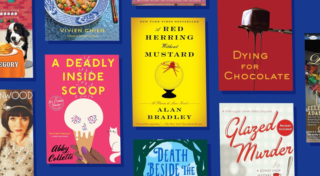 The Best Cozy Mystery Books
