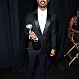 Michael B. Jordan at the 2020 NAACP Image Awards
