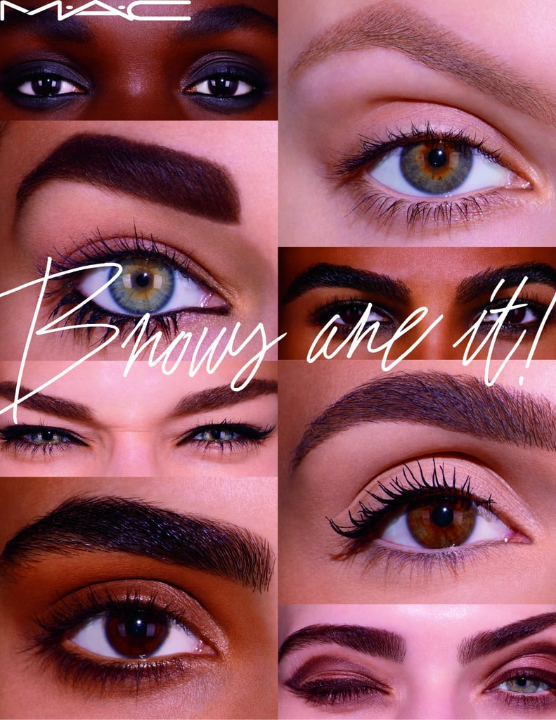 Eyebrow Trends 2016 | MAC Cosmetics Brows Are It Collection