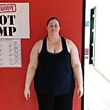 Kelsey's Fitness Journey Begins