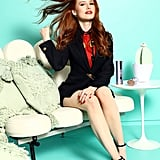 Madelaine Petsch On Her Minimalist Hair Routine
