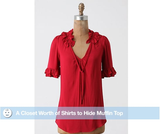 Shirts That Cover Muffin Top