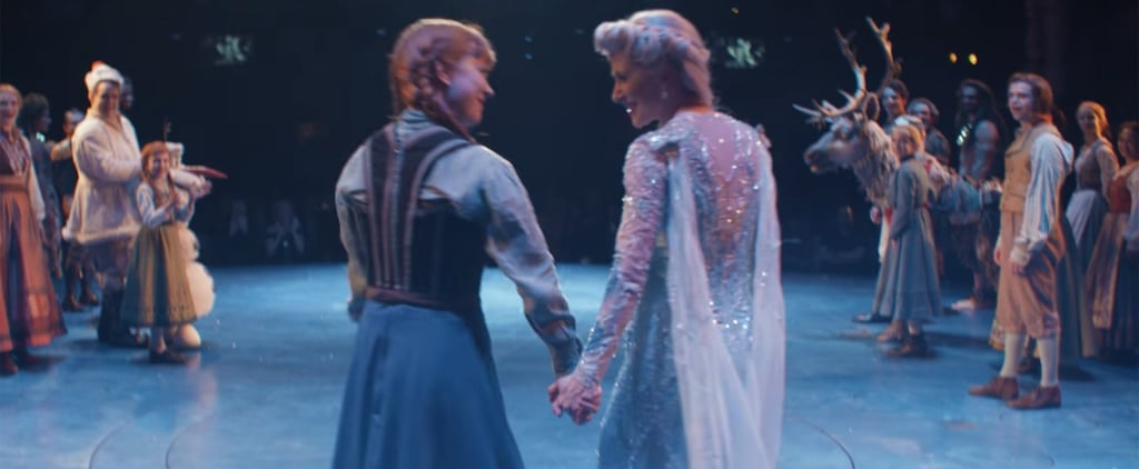 "Broadway Frozen Musical ""Let It Go"" Music Video"