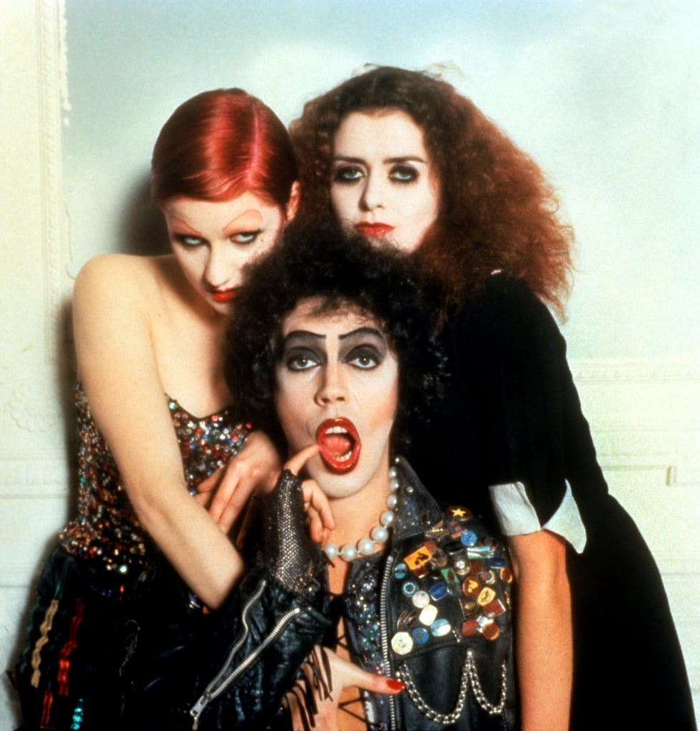 rocky horror picture show costumes | popsugar entertainment