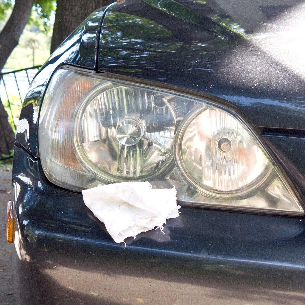 Buff Headlights