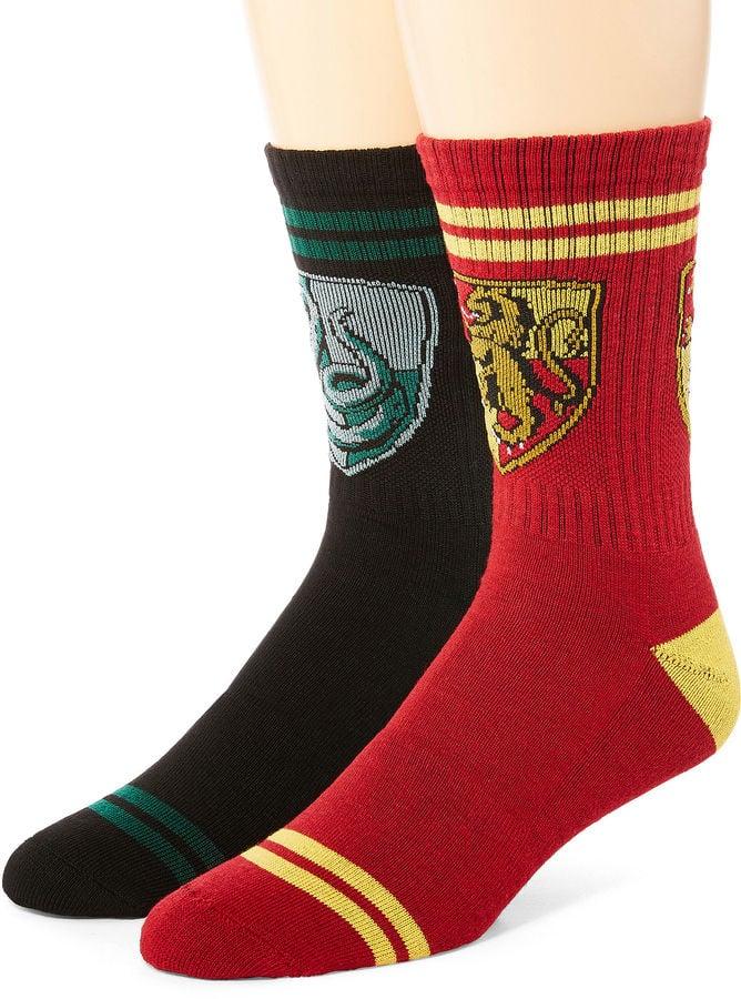 Harry Potter Athletic Crew Socks