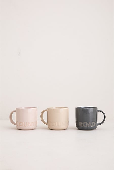 Fresh new mugs for coffee and Younger. Country Road Fredi Mug ($14.95) & Fresh new mugs for coffee and Younger. | TV Lovers Gift Guide ...