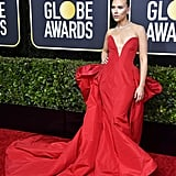 Scarlett Johansson at the 2020 Golden Globes