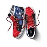 The New Vans x Nightmare Before Christmas Sk8-Hi Sneaker