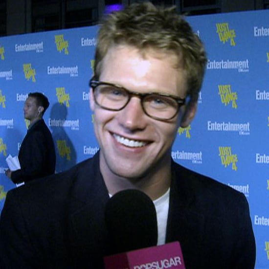 The Vampire Diaries Zach Roerig Comic-Con Interview (Video)