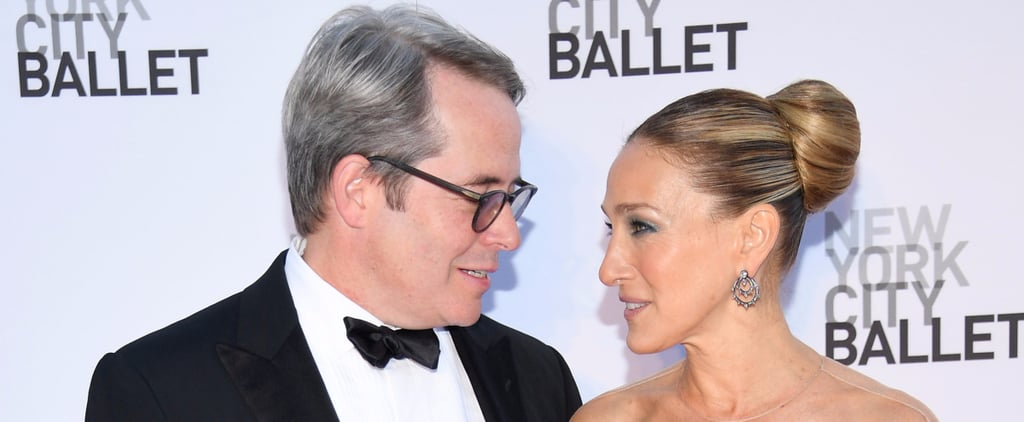 Over 20 Years Worth of Sarah Jessica Parker and Matthew Broderick's Big City Love