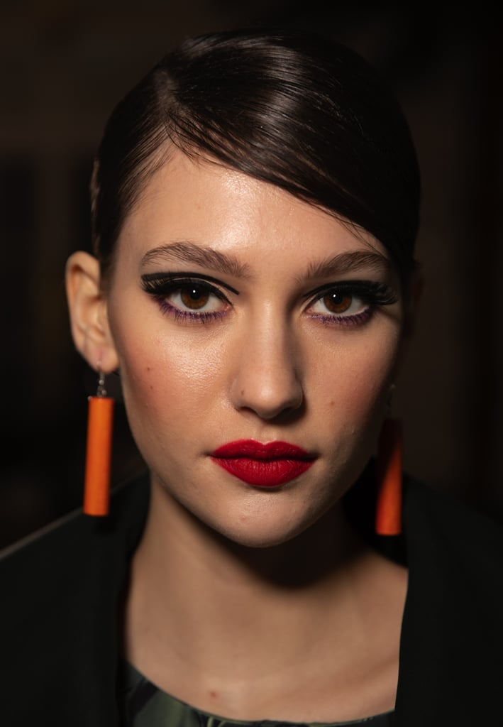 Paul Costelloe Autumn 2021 Hair and Makeup