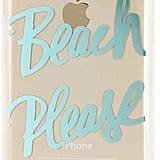 SONIX Beach Please iPhone 6 Case ($17, originally $35)