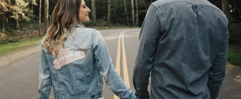 Denim Jackets For Weddings