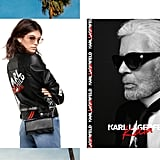 Kaia Gerber Karl Lagerfeld Collection
