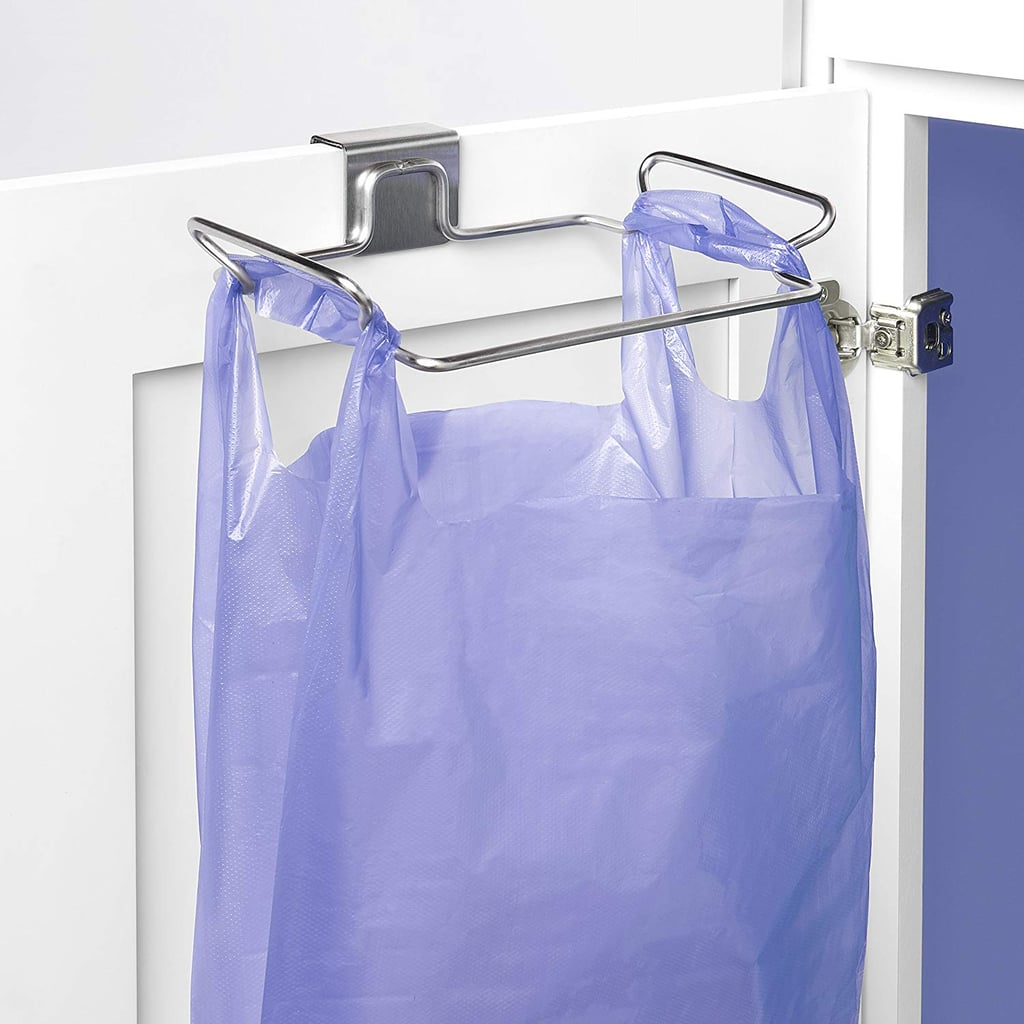 YouCopia Over the Door Bag Trash Bin For Cabinets